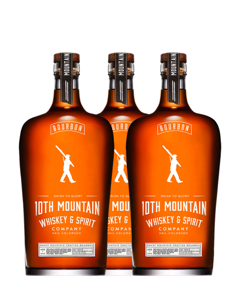 Bourbon 3 Bottle Package - Shipping Included