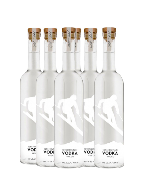 Potato Vodka 6 Bottle Package - 10% Off & Shipping Included
